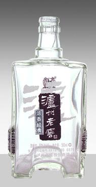 高白瓶 009