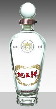 高白瓶 010