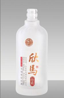晶白瓶-002 500ml
