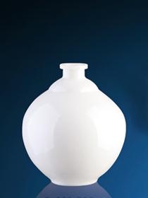 乳白瓶-001 700ml